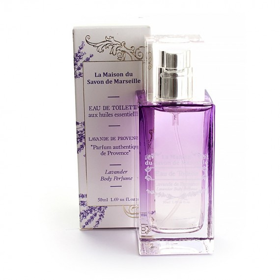 EAUX DE TOILETTE 100% natural made with Essential oils